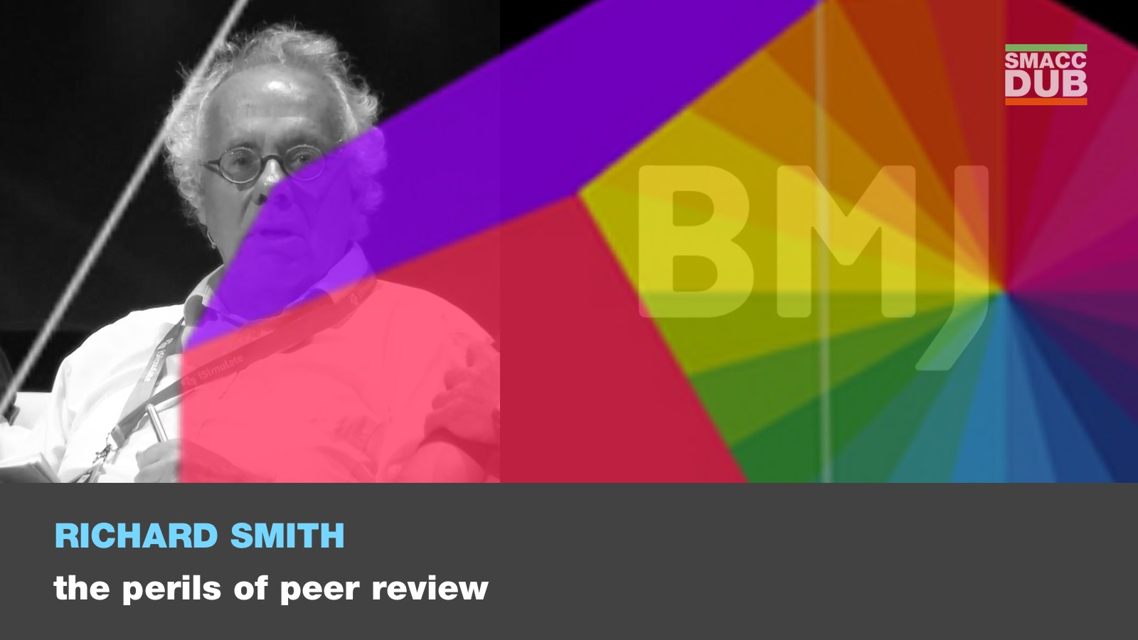 The problems with peer reviewed research: Richard Smith